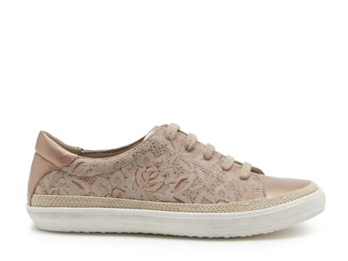 Margot Casual Lace-up Trainers