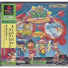 USED PS1 Super Pang Collection [Japan Import] Free Shipping!