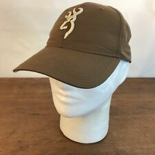 hot sale online dd8e0 f3be7 spain browning hunting hat new baseball cap bayou tattered rhino brown  308238891 461fe e1dcf  ireland browning deer hunting brown polyester  strapback ...