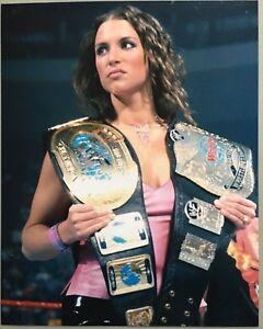 Stephanie-McMahon-8-034-x-10-034-Photo-WWE-Raw-8x10-NXT-WCW-NWA-NWO-AEW-NJPW-8x10