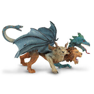 Details about Chimera Mythical Realms Figure Safari Ltd Toys Educational  High Quality