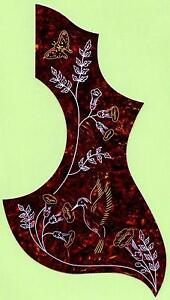 034-HUMMINGBIRD-034-DESIGN-ACOUSTIC-GUITAR-PICKGUARD-SCRATCHPLATE-NEW