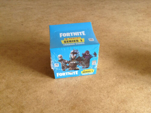 PANINI FORTNITE SERIES 1 TRADING CARD OFFICIAL 2019 FORTNITE SERIES 1 PACKETS