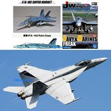 JWings 4 #1 F/A-18E HORNET Pukin Dogs 1/144 modell JW4_1