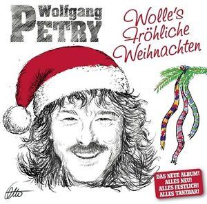 WOLFGANG-PETRY-WOLLES-FROHLICHE-WEIHNACHTEN-CD-NEU