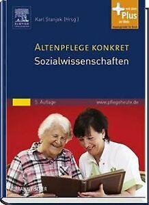 Altenpflege-konkret-Sozialwissenschaften-mit-www-pflege-Buch-Zustand-gut
