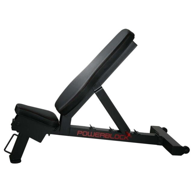 Powerblock Powerbench Adjustable Weight Bench For Sale Online Ebay