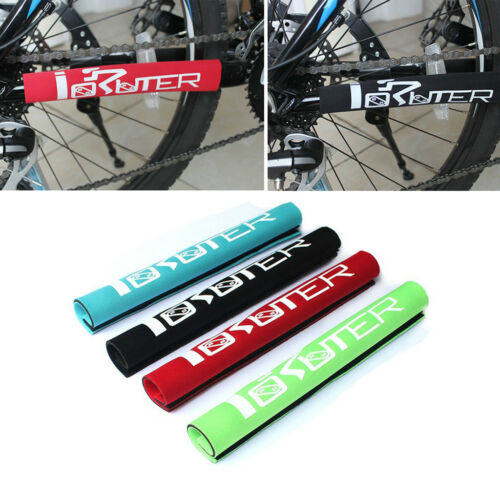 Mountain Road Bike Bicycle Chain Stay Guard Protector Rear Frame Chainstay Cover