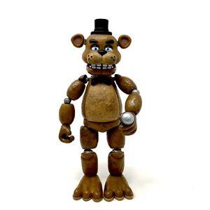 "Funko Articulated Action Figure FNAF Five Nights at Freddy's 5"" Freddy BAF"