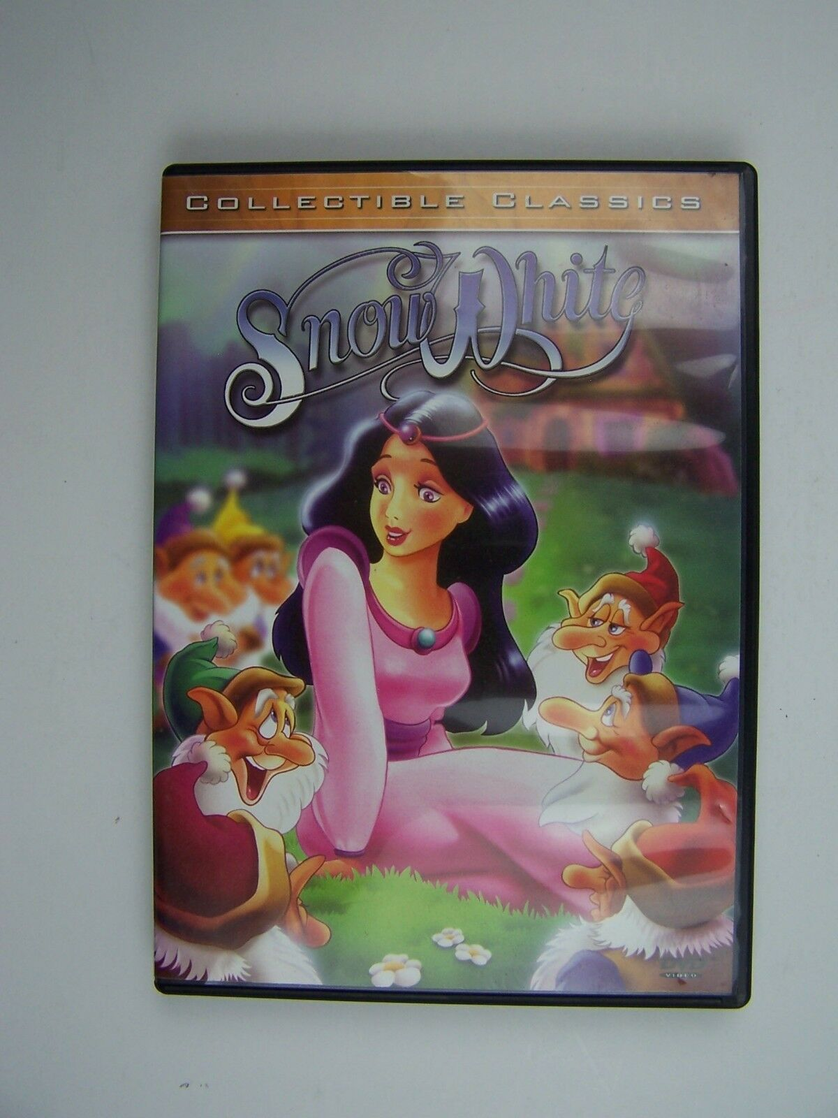 Snow White Collectible Classic Collection DVD 187138125