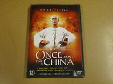 DVD / ONCE UPON A TIME IN CHINA ( JET LI )