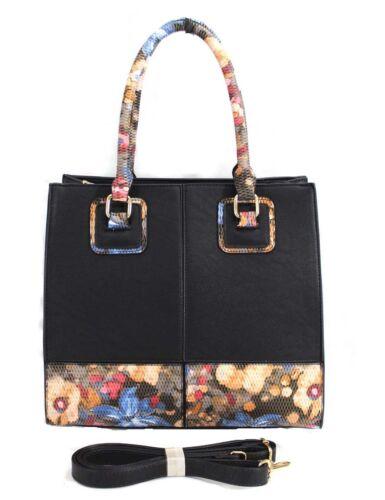 Ladies Women Summer Faux Leather Office Tote Bag Party Shoulder Bag Handbag