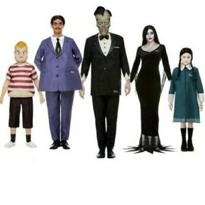 Official-Addams-Family-Halloween-Costumes-Adults-Kids-Fancy-Dress-Morticia-Outfi