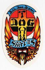 Dogtown Skateboards Old School Skateboard Sticker - Official skate surf board
