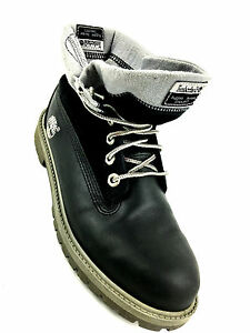 Details about Timberland Soft Roll Top Women's Black Boots Size USA. 5.5. UK.5 EUR. 37.5