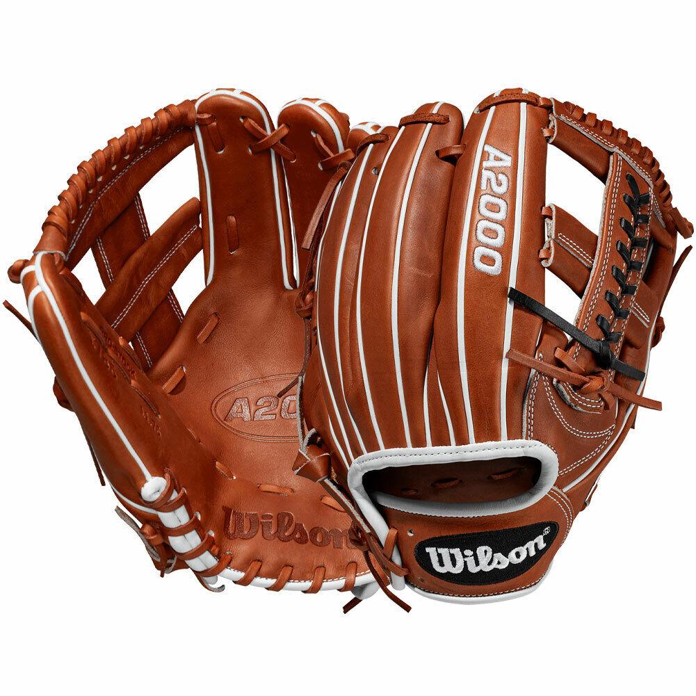 Wilson A2000 1785 11.75 pulgadas Guante de béisbol (Wta20rb201785) T Web