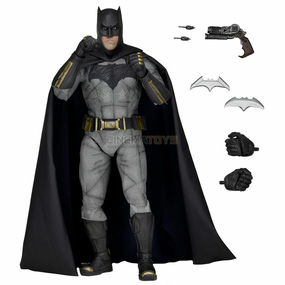 Batuomo vs Superuomo Dawn of Justice azione cifra 14 Ben Affleck 48 cm 2016