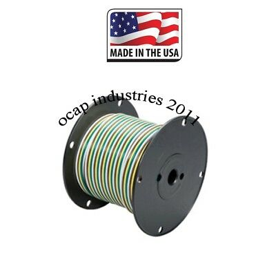 [ZHKZ_3066]  14 Ga 4 Way X 100' Flat Wire Trailer Cable Wiring Harness Multi Strand USA  Made | eBay | Aluminum Wiring Harness |  | eBay