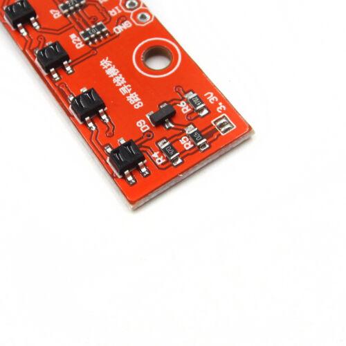1PCS Tracking Module Hunt Module 8Bit Infrared Detection Sensor Module Arduino