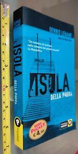 GG LIBRO: L'ISOLA DELLA PAURA DENNIS LEHANE PIEMME POCKET 2006