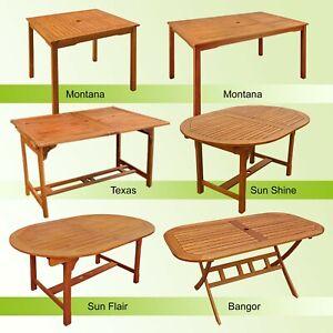 Terrassentisch Klappbar.Details Zu Gartentisch Terrassentisch Esstisch Tisch Ausziehbar Klappbar Gartenmöbel Holz