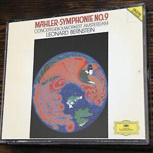 Bernstein-Mahler-Symphony-No-9-DG-Royal-Concertgebouw-Orchestra-Gusta