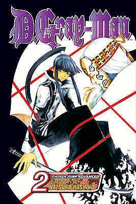 1 of 1 - D. Gray-Man, Vol. 6 by Katsura Hoshino (Paperback, 2006)