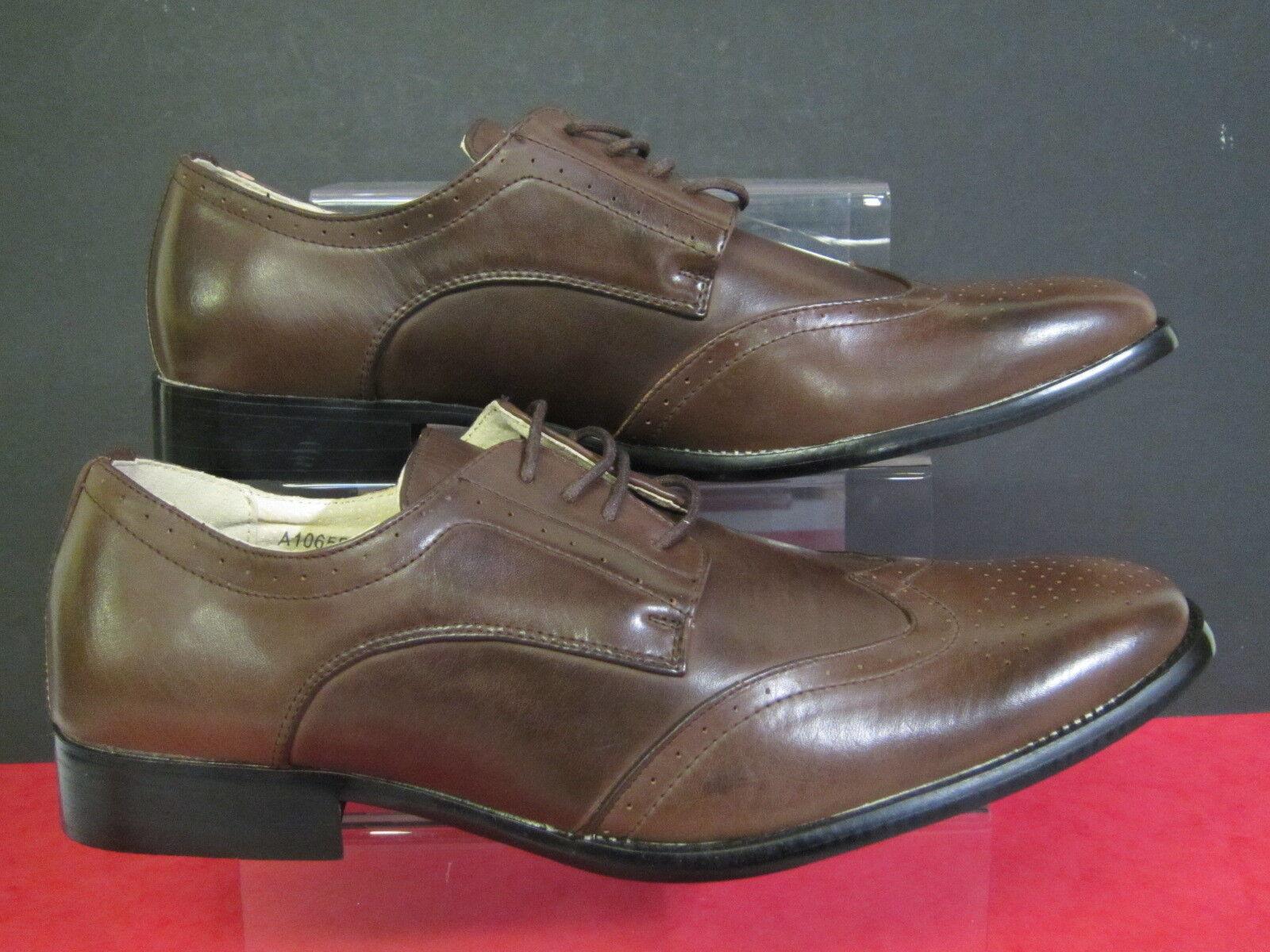 MAVERICK hombre marrón zapatos Estilo elegantes Con Cordones Estilo zapatos a1065 e6dcc5