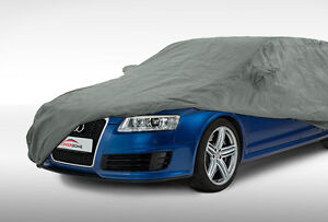 Audi A Avant Stormforce Waterproof Car Cover EBay - Audi a4 avant car cover