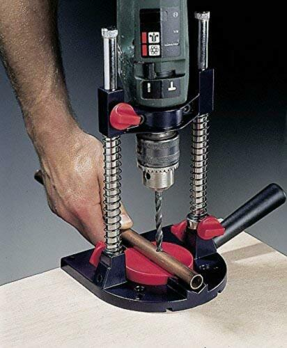 Portable Drill Guide Attachment Precision Easy Tool Horizontal Vertical Adapter