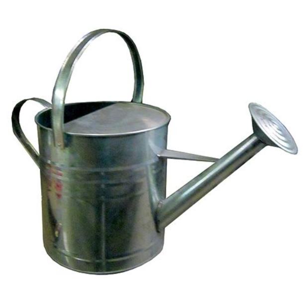 Metal Watering Can For House Garden Outdoor Plants 10 Quart Vintage Leak Proof