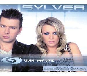 Sylver-Livin-039-My-Life-2003-Maxi-CD