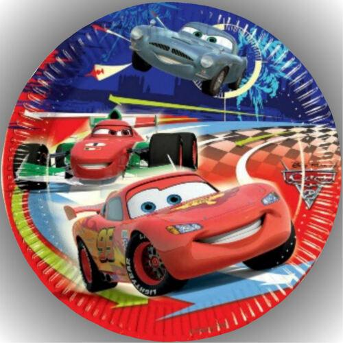 Tortenaufleger Geburtstag Party Tortenbild Fondant  Oblate Disney Pixar Cars P27