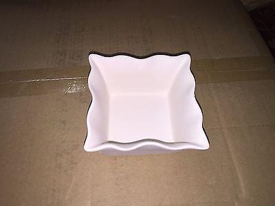 MINI Wavy Bird Bath Party Bowl Glass Fusing draping kiln stained  slump mold