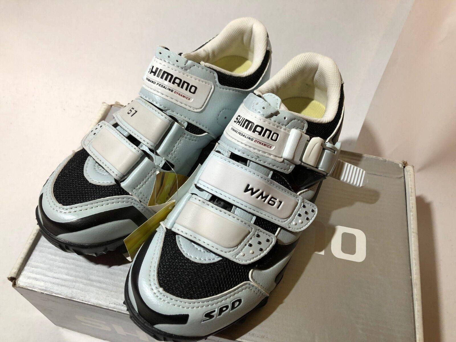 New  Shimano SH-WM61 Women's Mountain bike Cycling shoes  cheaper prices