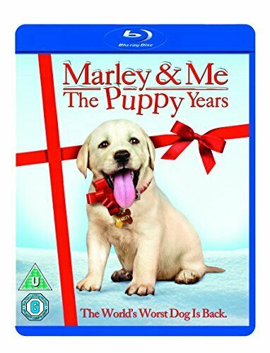 Marley and Me: The Puppy Years [DVD][Region 2]