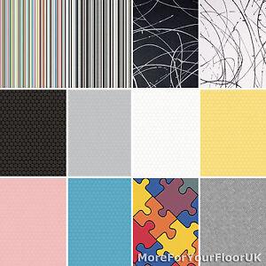 New Bright Coloured Vinyl Flooring Roll Quality Lino