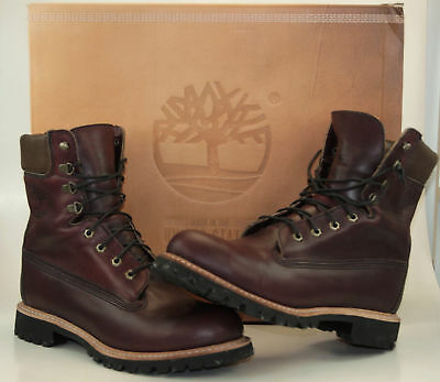 TIMBERLAND® MEN'S LIMITED RELEASE MADE IN THE USA 8 INCH PREMIUM WATERPROOF BOOT | eBay