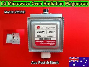 Image Is Loading Lg Microwave Oven Spare Parts Radiation Magnetron Replacement