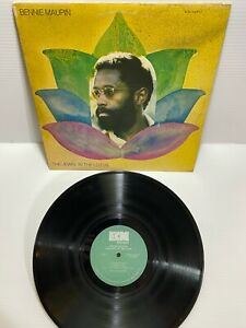 BENNIE MAUPIN -THE JEWEL IN THE LOTUS LP RARE 1974 ECM 1043 ST - SHIPS FREE