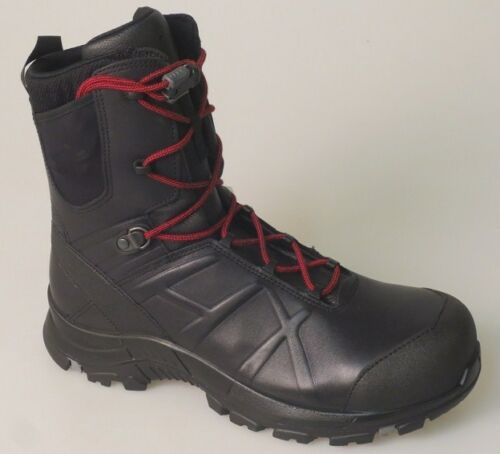 42 UK 8 mit Fehler Gr HAIX® Black Eagle Safety 50 high S3 !!NEU!