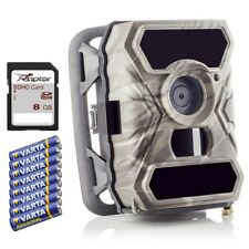 Wildkamera Überwachungskamera SECACAM RAPTOR Full HD, 12 MP - Premium Pack