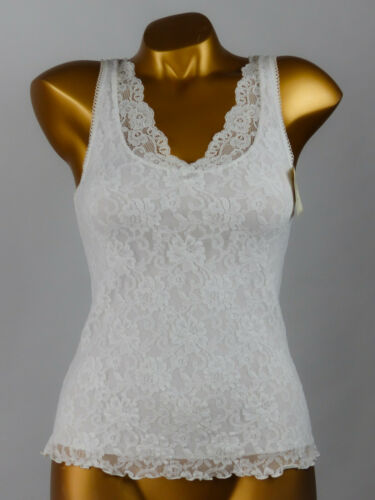Haut caraco dentelle modèle 5954 Coloris : Blanc ARIANNE TAILLE XL