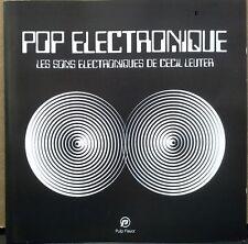 Cecil Leuter Pop Electronique les songs Experimental Electronic