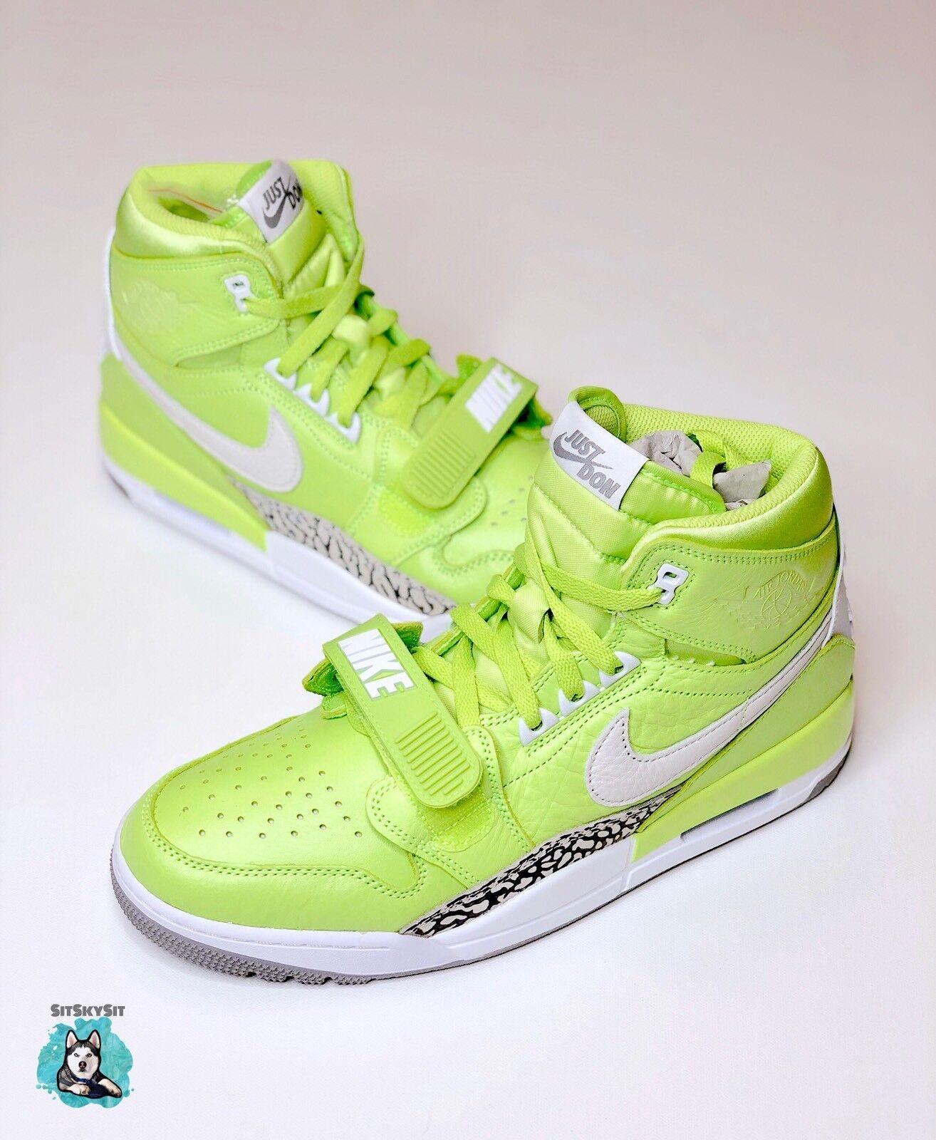 Nike Air Jordan Legacy 312 NRG (AQ4160-301) Size 10.5