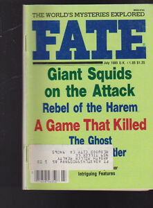 Fate-Magazine-Ghost-that-Hated-Adolf-Hitler-July-1985
