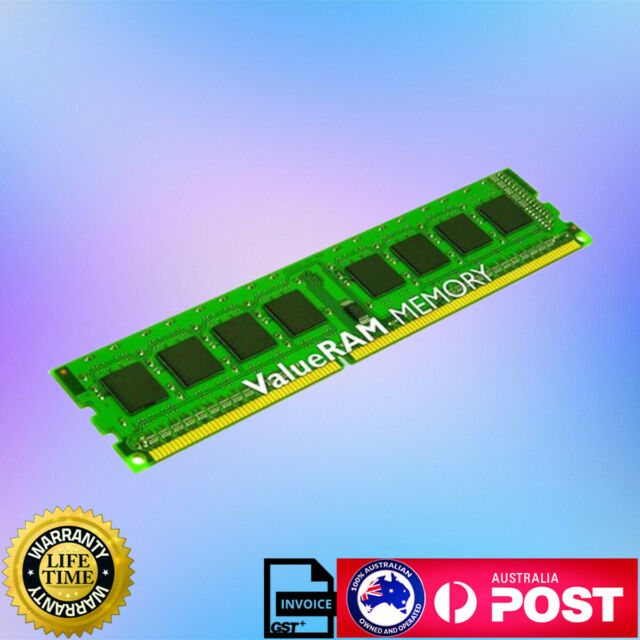 New Kingston 4GB 1600 Mhz DDR3 Desktop RAM Memory PC3-12800 4G DIMM