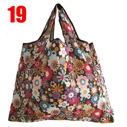 1PC Casual Handy Shopping Bag Storage Handbag Recycle Pouch Reusable Tote Bags