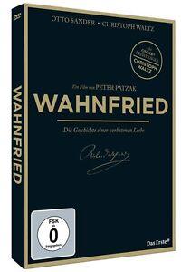 Wahnfried-Die-Geschichte-einer-verbotenen-Liebe-dvd-neu-amp-ovp-Richard-und-Cosima
