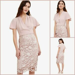 Phase Eight Kleid Größe 10 | Moriko Lace Style | OVP | 160 £ UVP | NEU!